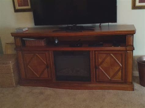 big lots fireplace tv stand solidly built tv stand with fireplace yelp
