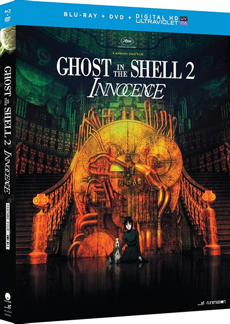 Ghost In The Shell 2 ghost in the shell 2 innocence