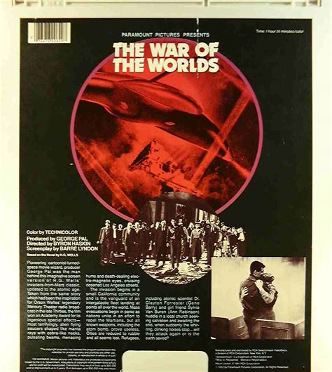 dvd format name war of the worlds the 76476006297 c side 2 ced