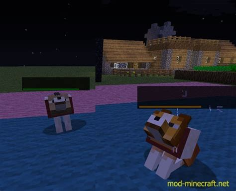 mods in minecraft dogs dog cat plus mod 1 7 10 1 7 2 1 6 4 minecraft mods