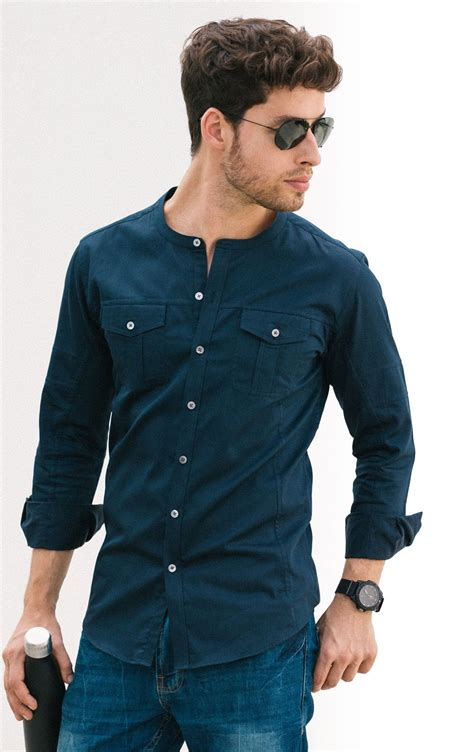 pattern shirt business casual men s outfit guide the fundamentals of great casual