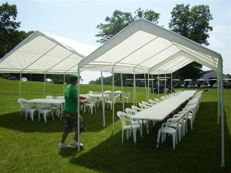 rent a backyard party tents
