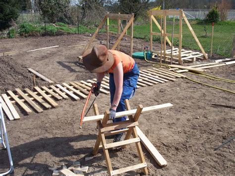 Préparer Jardin Pour L Hiver by Palette Pour Jardin Potager Meilleures Id 233 Es Pour La