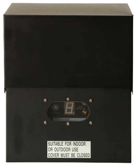 Landscape Lighting Voltage Drop Moonrays 95436 600 Watt Power Pack With Sensor And Weather