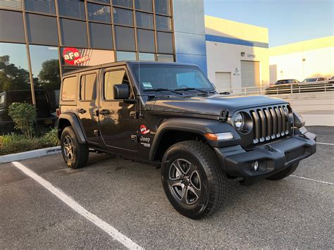 jl jeep afe power is working on the jeep wrangler jl afe power