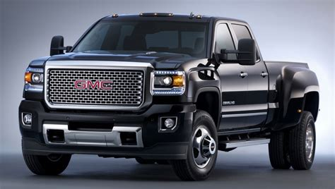 2017 gmc 3500 release date interior specs and pictures