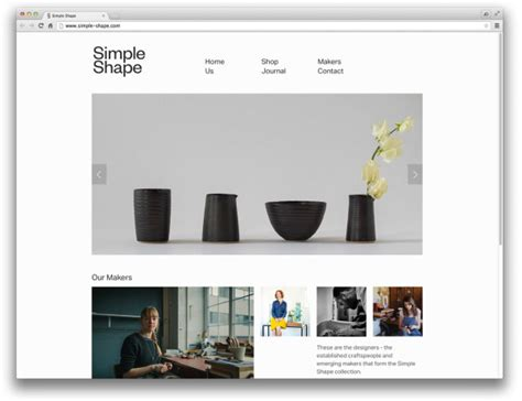 10 Nicely Developed Squarespace Commerce Websites Decor Advisor Squarespace Website Templates