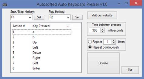 tutorial auto keyboard seal online auto keyboard presser โปรแกรม auto keyboard