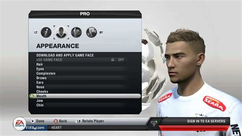 players with unique hair styles in fifa 15 fifa 13 how to make your virtual pro look like neymar