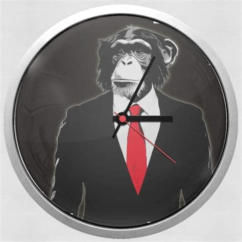 Bantal Mobil Exclusive 5 In 1 Monkey wall clock with exclusive designs
