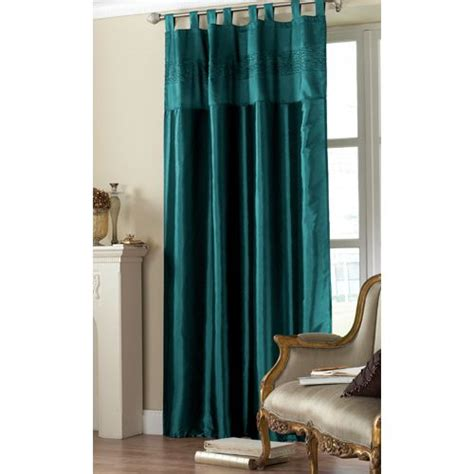 Teal Taffeta Curtains 1000 Ideas About Tab Top Curtains On Tree Of Tapestry Tab Curtains And