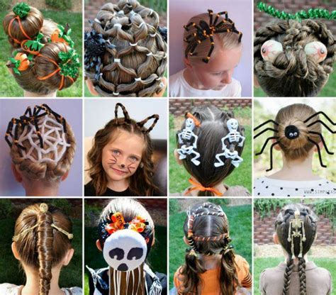 diy hairstyles for toddlers 16 most creative diy halloween hairstyles for kids