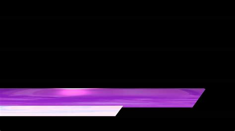 free lower third templates motion lower third shiny purple white bars edge cut