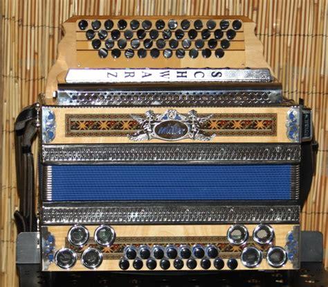 Harmonika Qidi 10 instrumenten