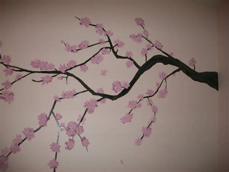 Cherry Blossom Branch By Crixsom On Deviantart Cherry Blossom Branch