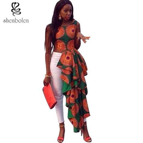2016 african fashion styles 2016 summer women fashion african style beautiful print