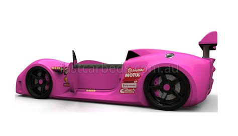 pink race car bed girls pink race car bed gt1