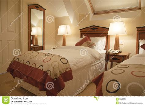 Modern Family Bedroom by Luxury Interior Of Modern Bedroom Stock Photography Image 9849782