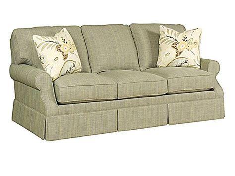 King Hickory Sofa Fabrics King Hickory Living Room Zoe Fabric Sofa 7000 Horton S Furniture Wichita Ks