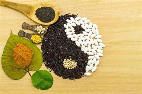 alimenti yin cucina macrobiotica come distinguere gli alimenti yin e yang