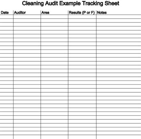 How To Conduct A Cleaning Audit Environmental Services Cleaning Verification 2 Hygiene Audit Template