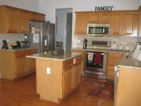 Kitchen Paint Ideas With Oak Cabinets by Planning Amp Ideas Kitchen Paint Colors With Oak Cabinets