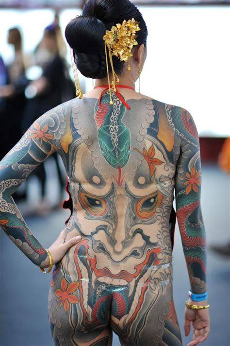 Full Body Tattoo Convention | tattoos ink fanatics show off their weird and wacky skin