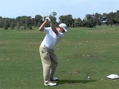 robert garrigus swing robert garrigus swing down the line youtube