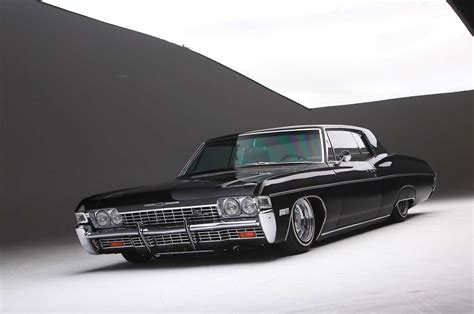 custom 68 impala 1968 chevrolet impala ss custom tuning rods rod