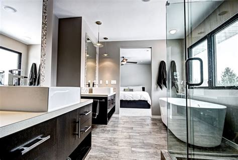 Modern Master Bathroom by 50 Gorgeous Master Bathroom Ideas That Will Mesmerize You