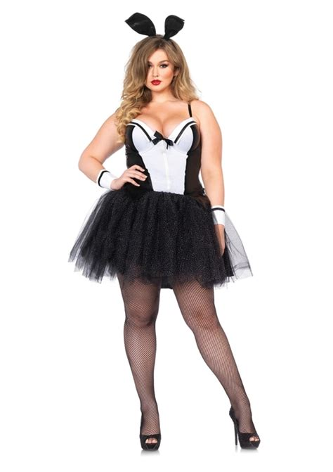 plus size bedroom costumes sexy bunny outfit plus size women s masquerade express