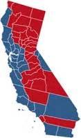 california election results president congress