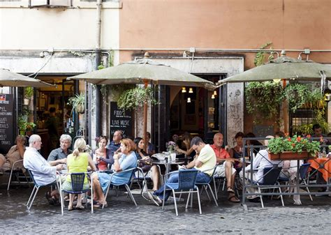 rosse roma ombre rosse cafe trastevere my rome romamia
