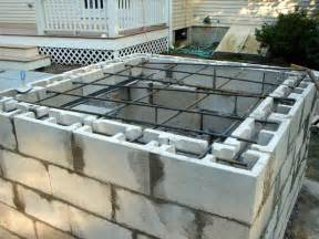 shedfor how to build a shed foundation with concrete blocks