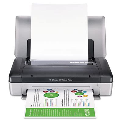 Mobile Printer Bluetooth Hp M200 printer