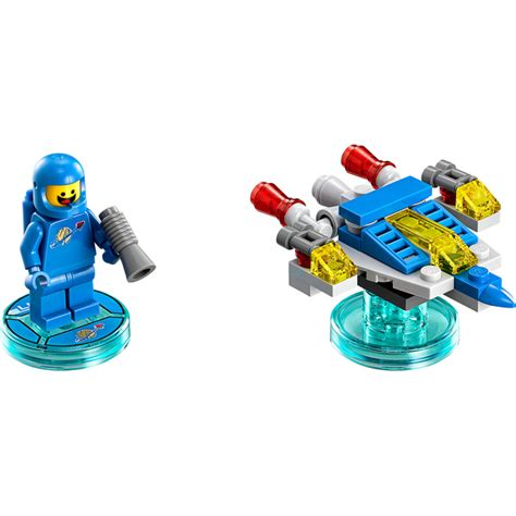 Dijamin Ori Lego 71214 Dimensions Pack Benny lego benny set 71214 brick owl lego marketplace