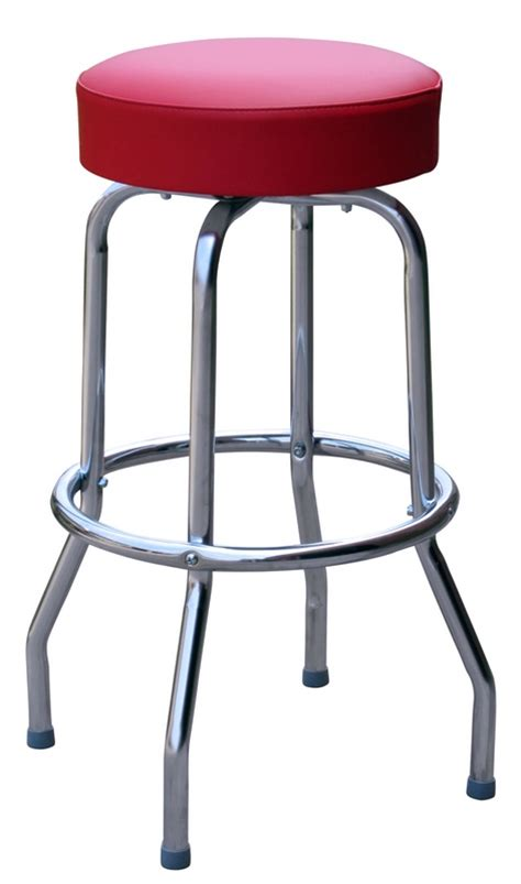 White Parts In Stool by Swivel Bar Stool Barstoolsandchairs