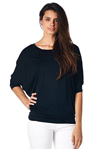 Blouse Big Glaive Spandex Rayon Fit To 2xl top 20 best womens black blouse shirts big size