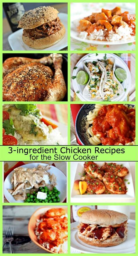 5 ingredients recipes for cooker be busy not hungry books 110 best images about recipes on clean