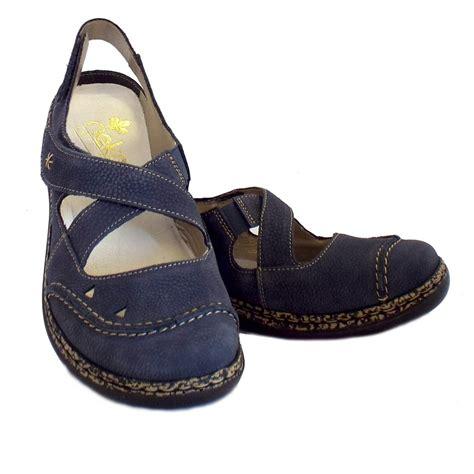 comfortable shoes rieker shoes capra velcro navy comfortable shoes