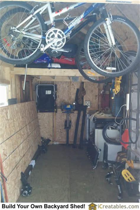 garden shed storage ideas