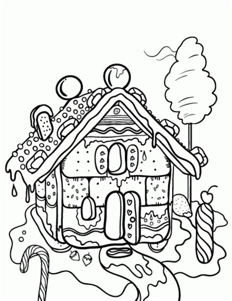 easy gingerbread house coloring pages merry christmas with gingerbread house coloring pages