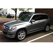 The Differences Between 2013 Mercedes Benz GLK350 And