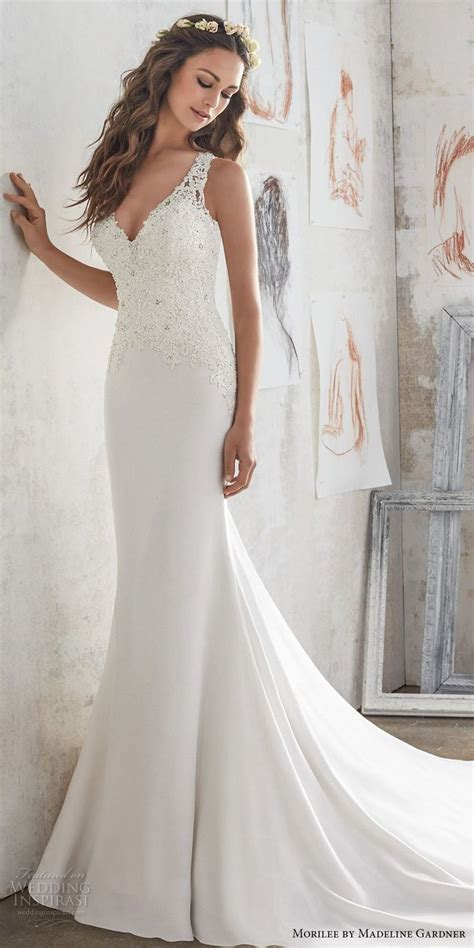 Best 20  Embroidered Wedding Dresses ideas on Pinterest