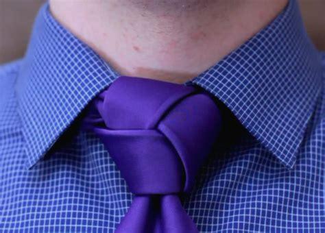 nudo corbata moderno c 243 mo hacer los nudos de corbata paso a paso