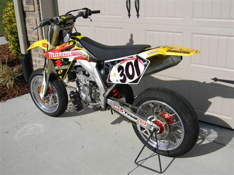 Suzuki 250 Supermoto Image Gallery 2012 Rmz 450 Supermotard