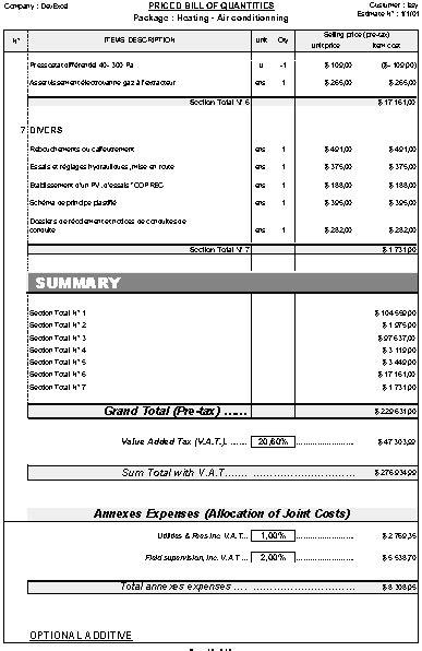builders quotation estimate estimate appraisal quotation prices cost