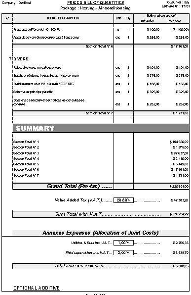 Fluid, air, duct, sizing, estimate, estimates, costing