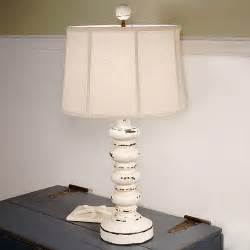 shabby chic table lamps french country amp shabby chic lighting options infobarrel