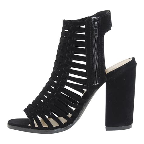 gladiator high heel shoes womens strappy peep toe gladiator high block heel platform
